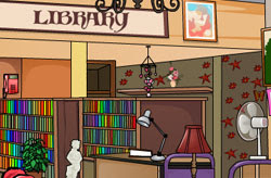 Library Hidden Object