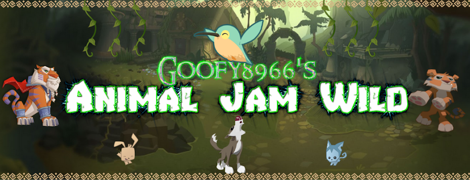 Animal Jam Wild
