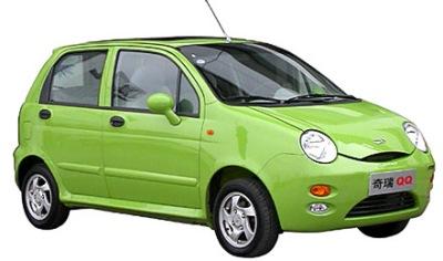 Daftar Harga Mobil Baru Chery 2013