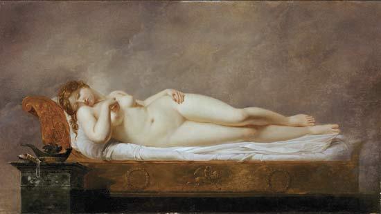 Girodet de Roucy-Trioson psyché