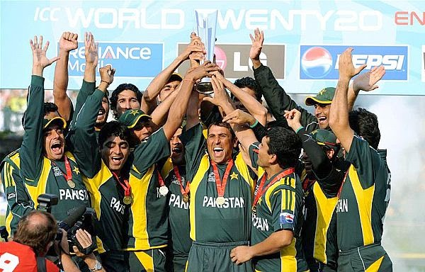 Pakistan winning 2009 World Cup