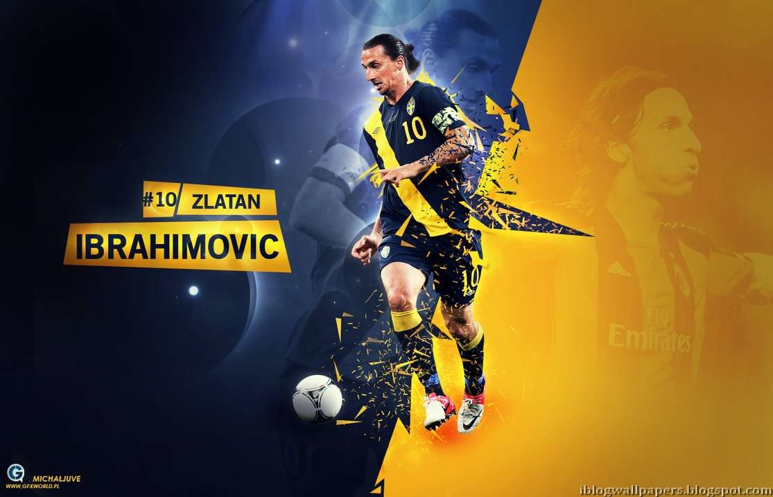 zlatan ibrahimovic sweden wallpapers collection free