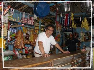 De bodeguero en La Sierra 2007