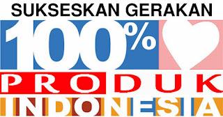 Aku cinta produk Indonesia