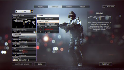 Commander Battlefield 4 Android free download