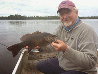 Ely Mn Resort - bass fishing