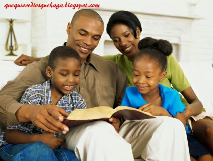 La familia para Dios