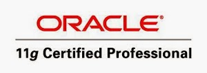 Oracle 11g Certified Professional