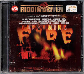V.A. - Consuming Fire Riddim Driven