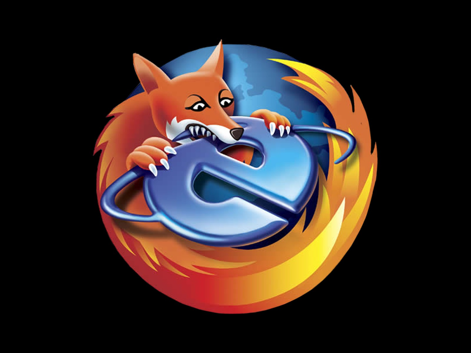 wallpapercartoonandroid: firefox hd wallpapers mozilla background