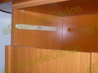 Eltallerdecarlos reparar caj n gu a de cajon rota cajon - Reparar madera ...