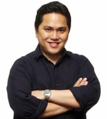 orang kaya di Indonesia, Cara Cepat Kaya, Erick Thohir,