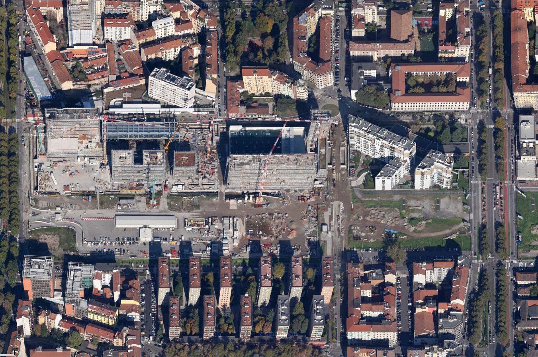 Urbanfile milano zona porta vittoria il disastro di - Stazione porta vittoria milano ...