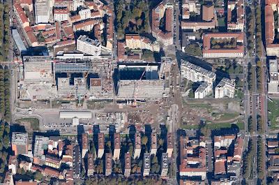 Urbanfile milano zona porta vittoria il disastro di questo cantiere - Via porta vittoria milano ...