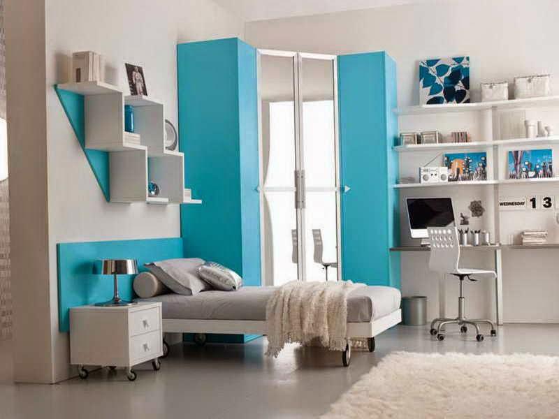 Cool Teen Girl Bedroom Ideas