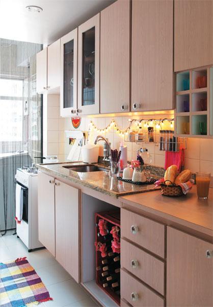 Era uma vez uma cozinha rosa como pintar f rmica casa - Como pintar sobre formica ...