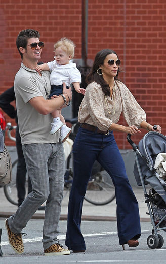 paula patton baby julian. Baby Julian is getting BIG!