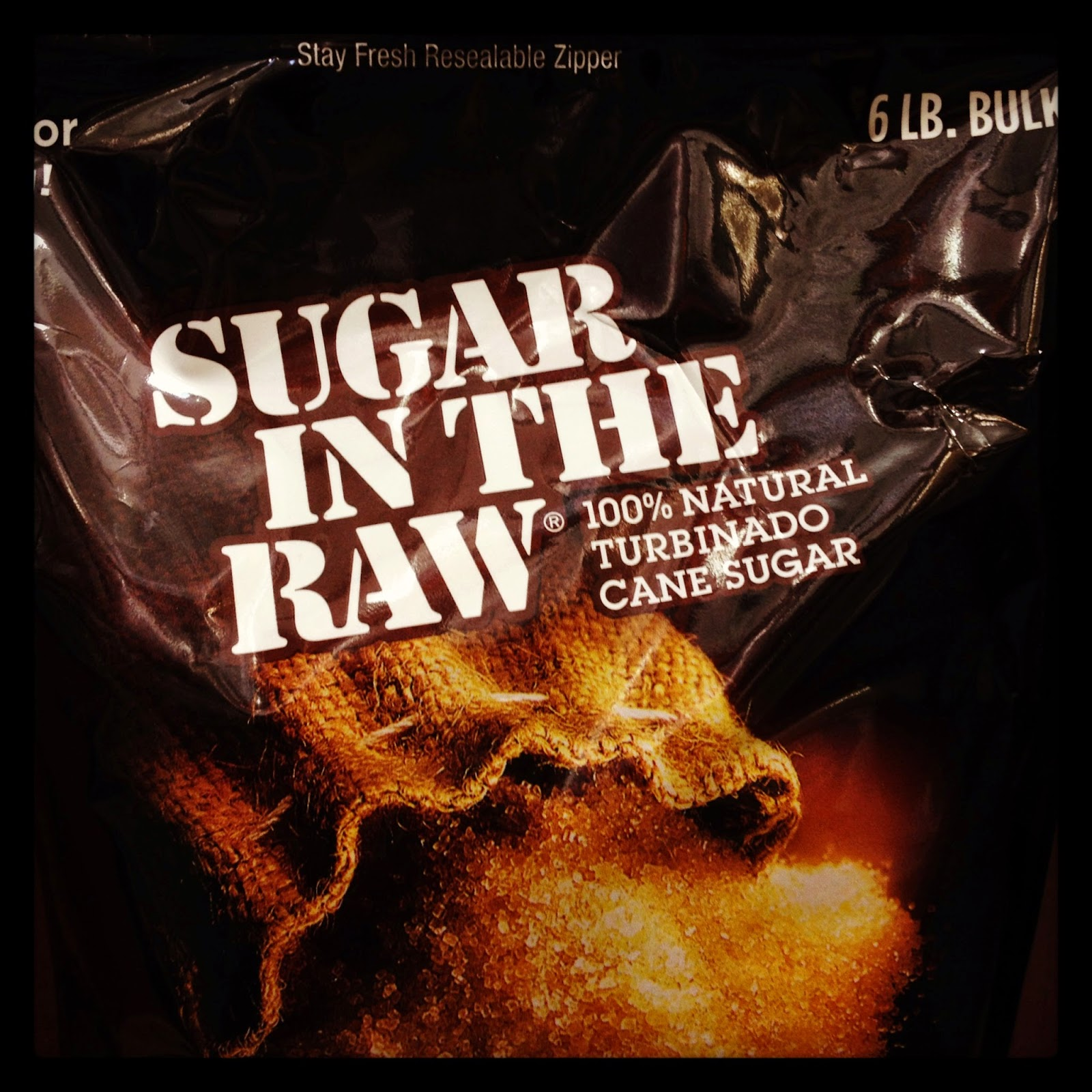 Vegan Sugar in the Raw Costco