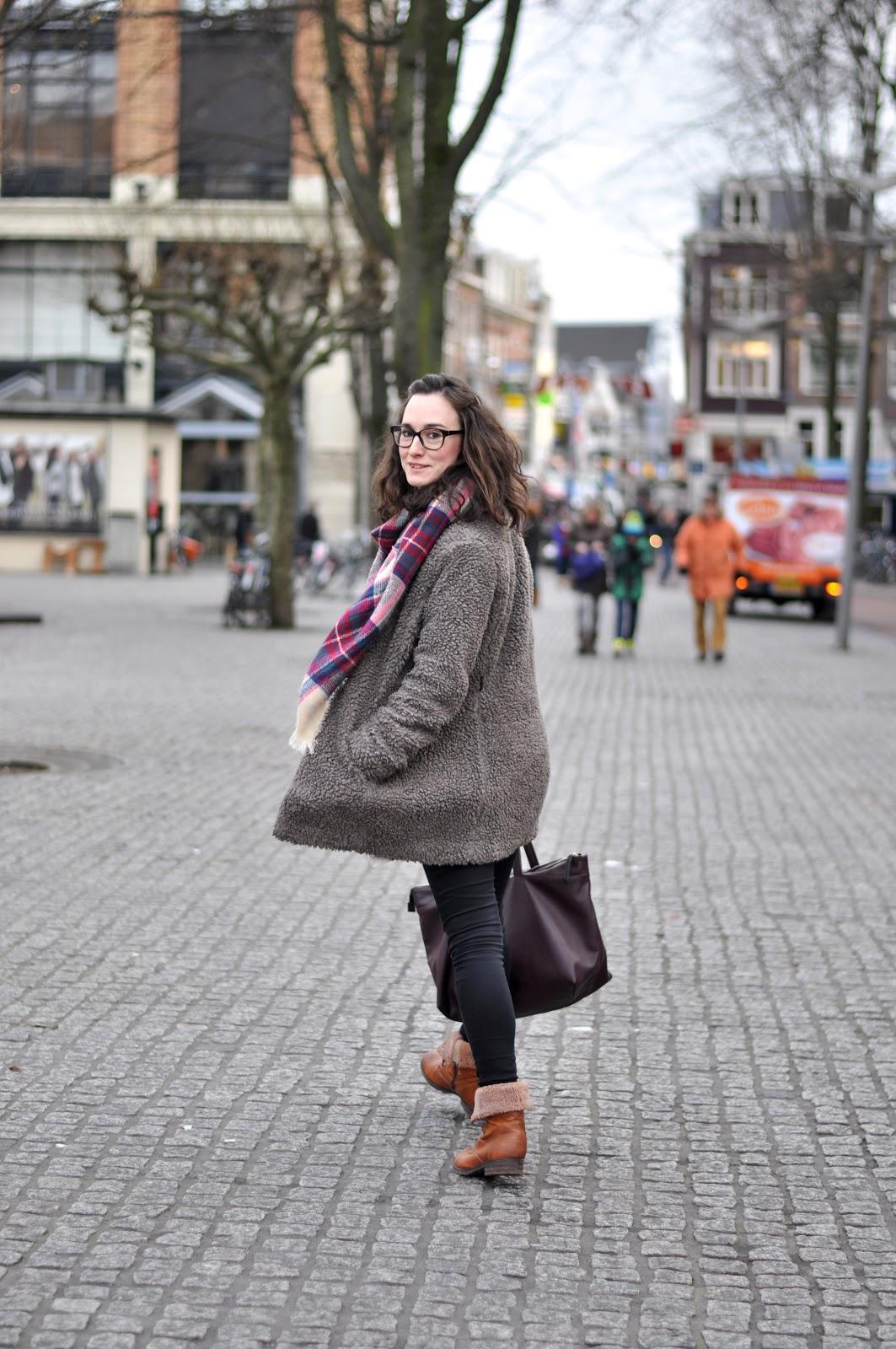 Maxi scarf amsterdam