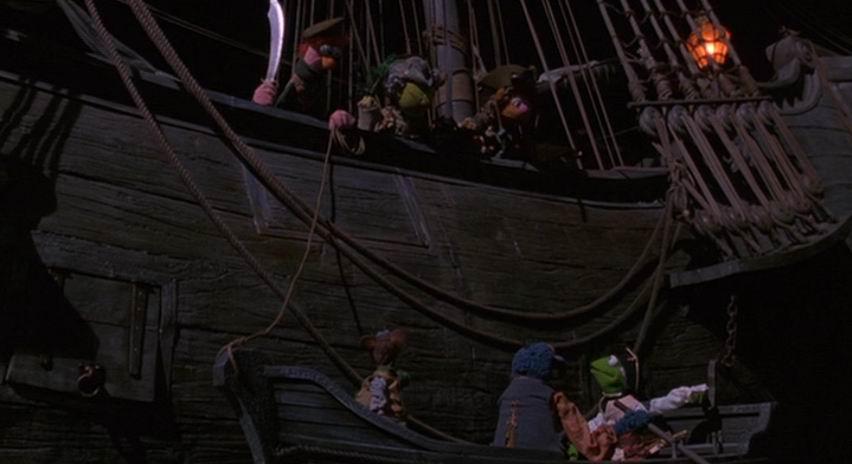 Muppet Treasure Island Cast Characters