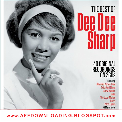 Dee Dee Sharp – The Best Of Dee Dee Sharp – 2015
