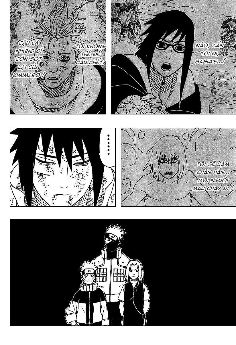 Naruto chap 414 Trang 16 - Mangak.info