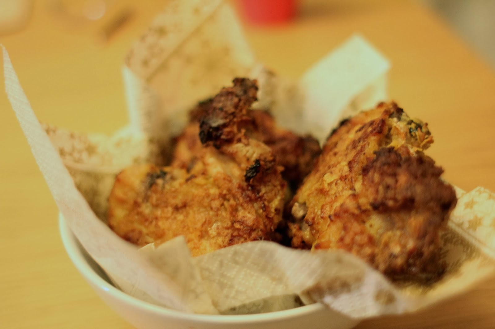mamacook: Simple Baked Southern Fried Chicken