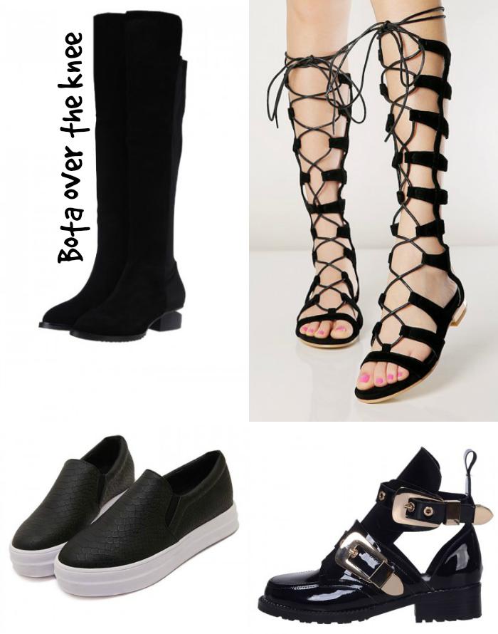 Sapatos da Choies