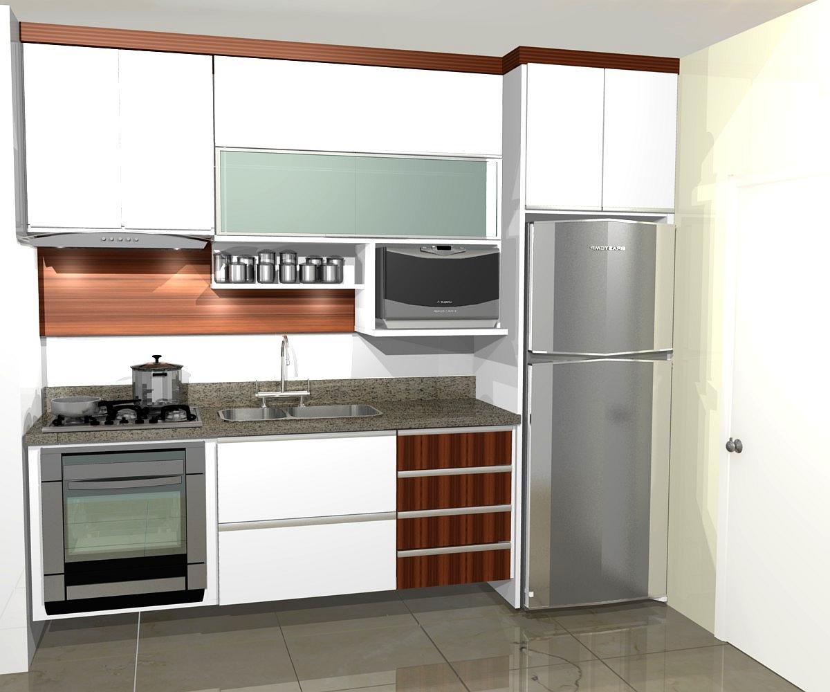 Decore Criativo: Cozinhas Planejadas #91553A 1200 1000