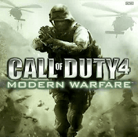 Call of Duty 4 Modern Warfare Full RIP PC