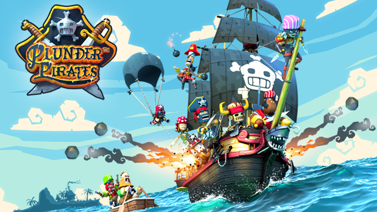 Plunder Pirates Gameplay IOS / Android