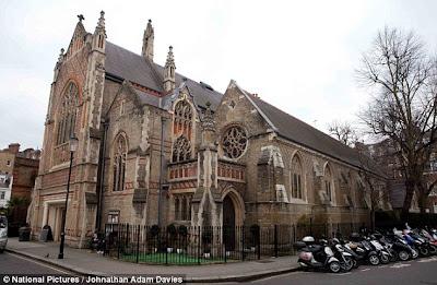 Gereja Berubah Menjadi Rumah Mewah Senilai 70 Milyar