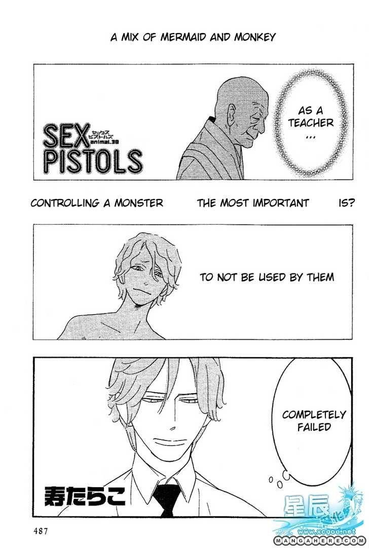 Sex Pistols Vol.6 Ch.38 page 1 at www.Mangago.me