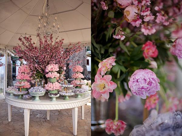 decoracao branco e lilas para casamento: lilás) devem predominar quando o roxo predomina, o efeito é