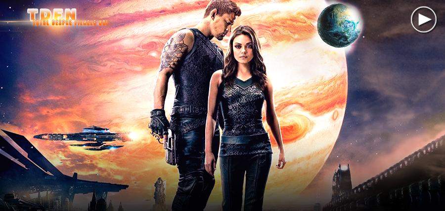 Trailer Nou JUPITER ASCENDING: Fraţii Wachowski Prezintă Mai Multă Acţiune Sci-Fi Epică