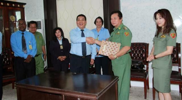 Pengalihan PBB-P2 di Pemerintah Kabupaten Minahasa Utara