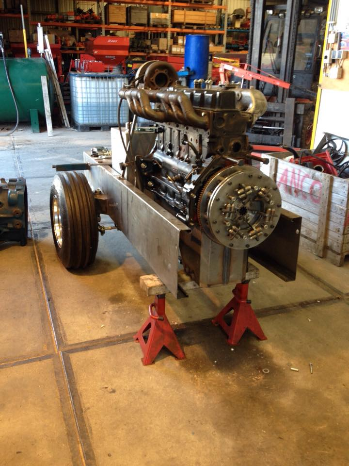 Home Made Tractor Clutch : Tractor pulling news pullingworld pics and of