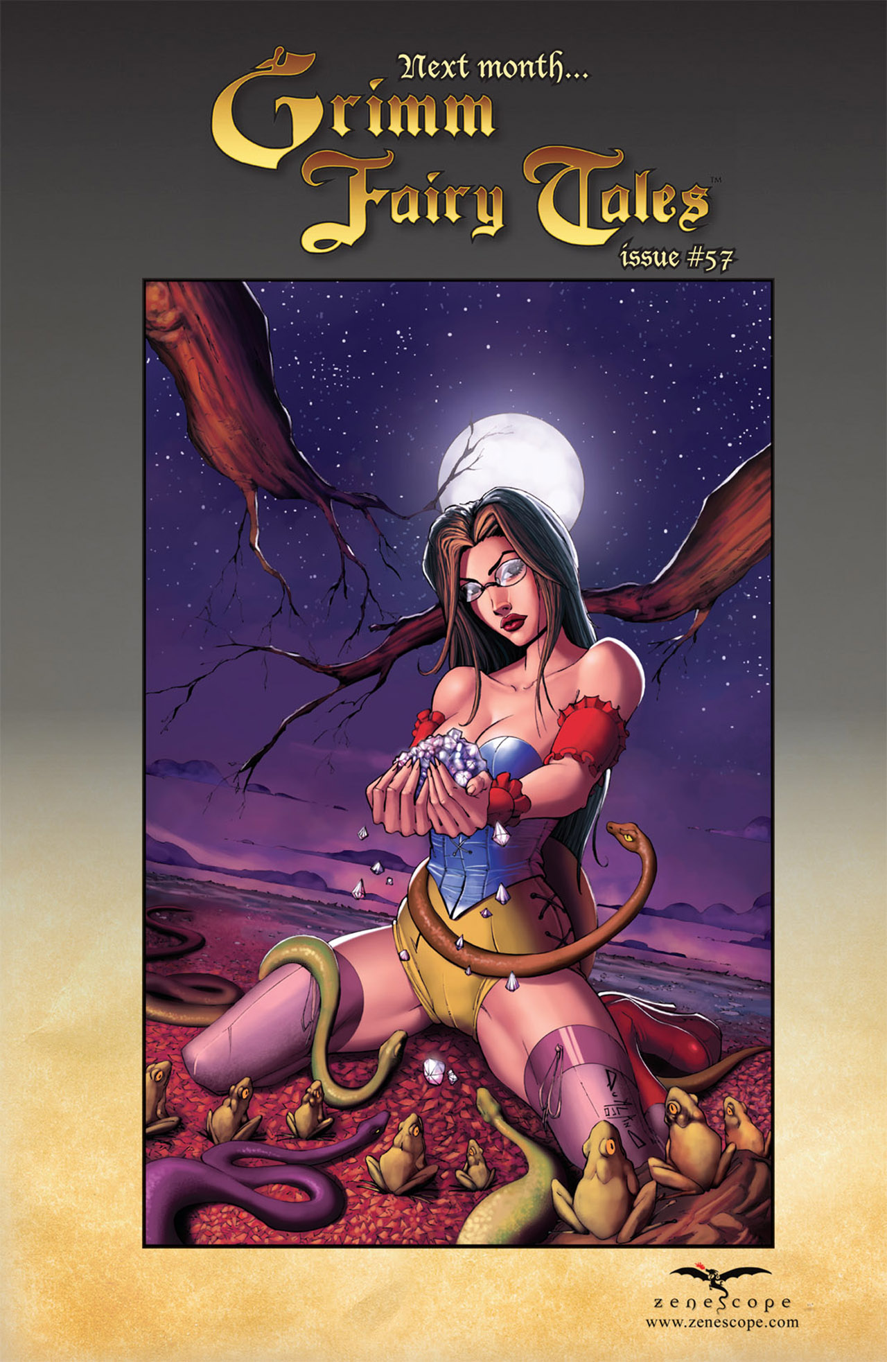 Grimm Fairy Tales (2005) Issue #56 #59 - English 25