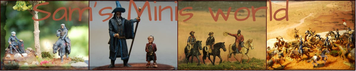 Sam's Minis World