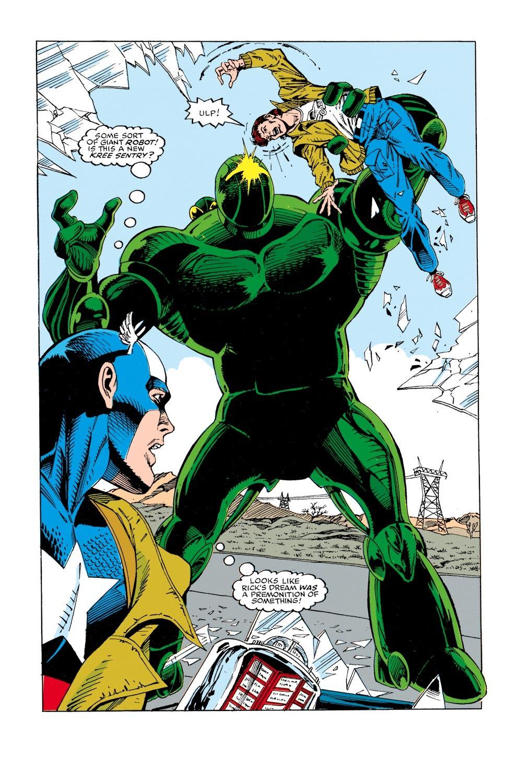 Captain America (1968) Issue #398 #331 - English 12