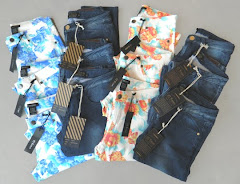 New Arrivals: Floral & Denim Spring Jeggings