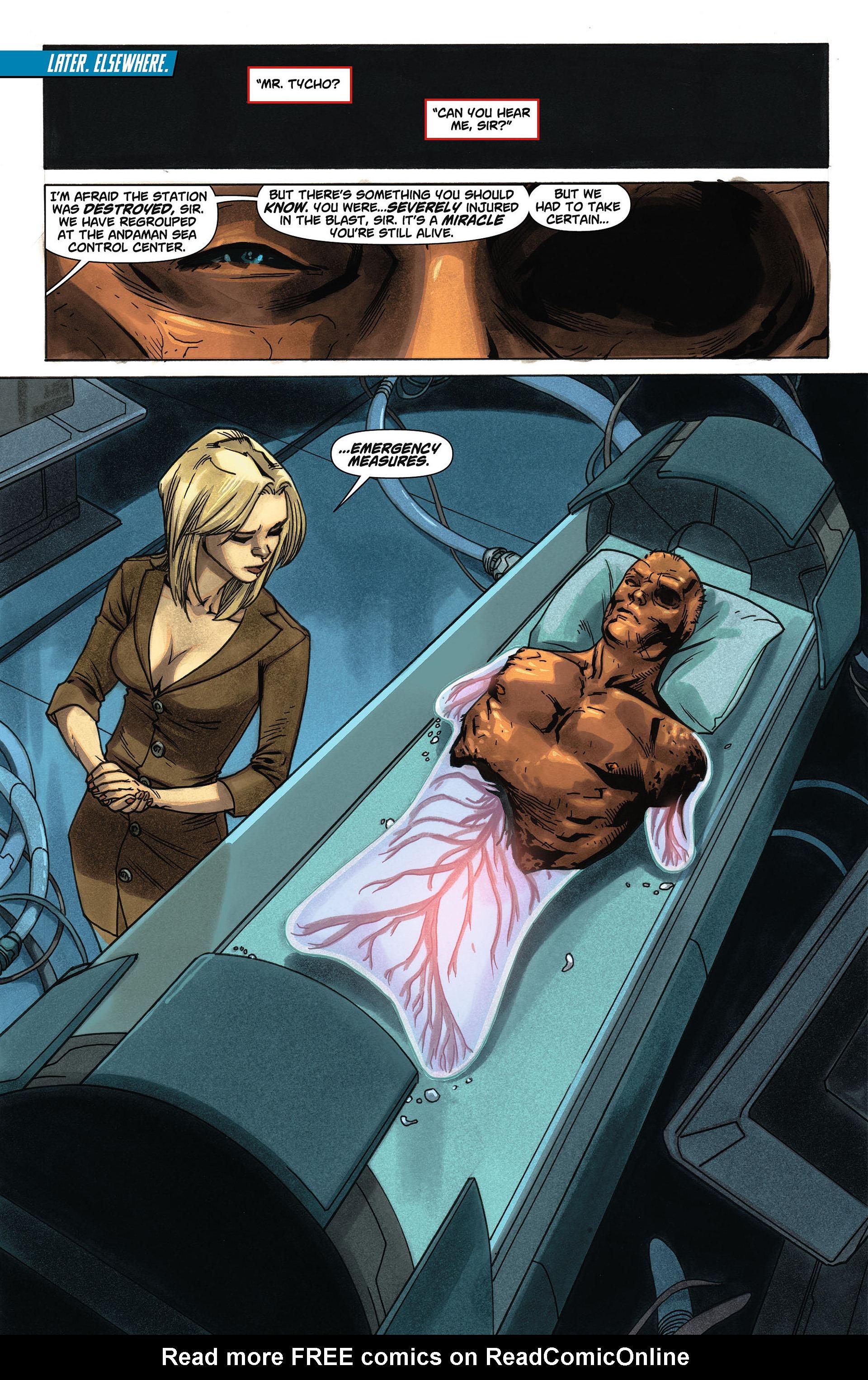 Supergirl (2011) Issue #4 #6 - English 20