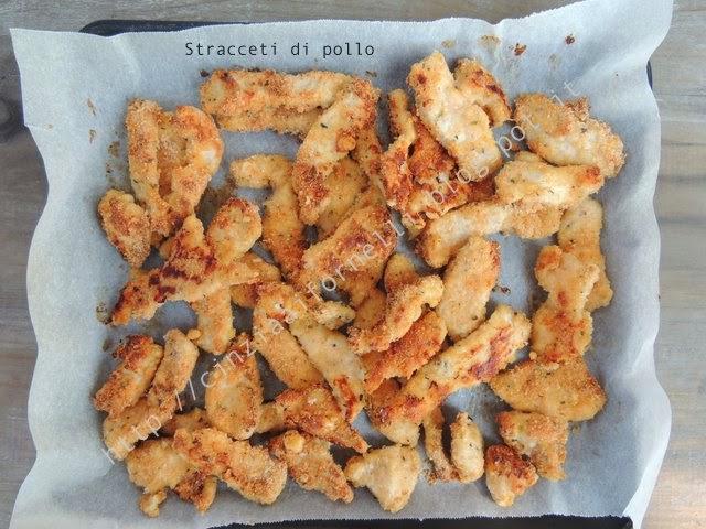 straccetti di pollo