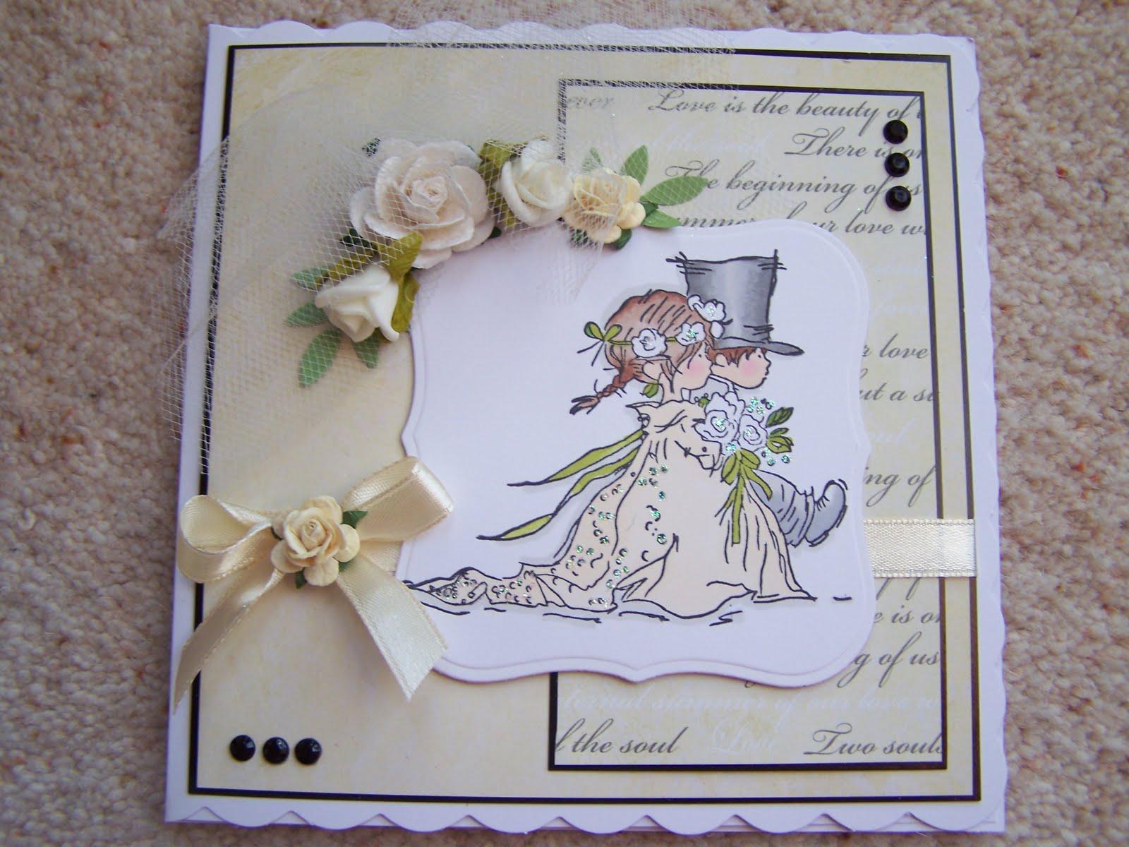 Wedding Couple Card Ideas