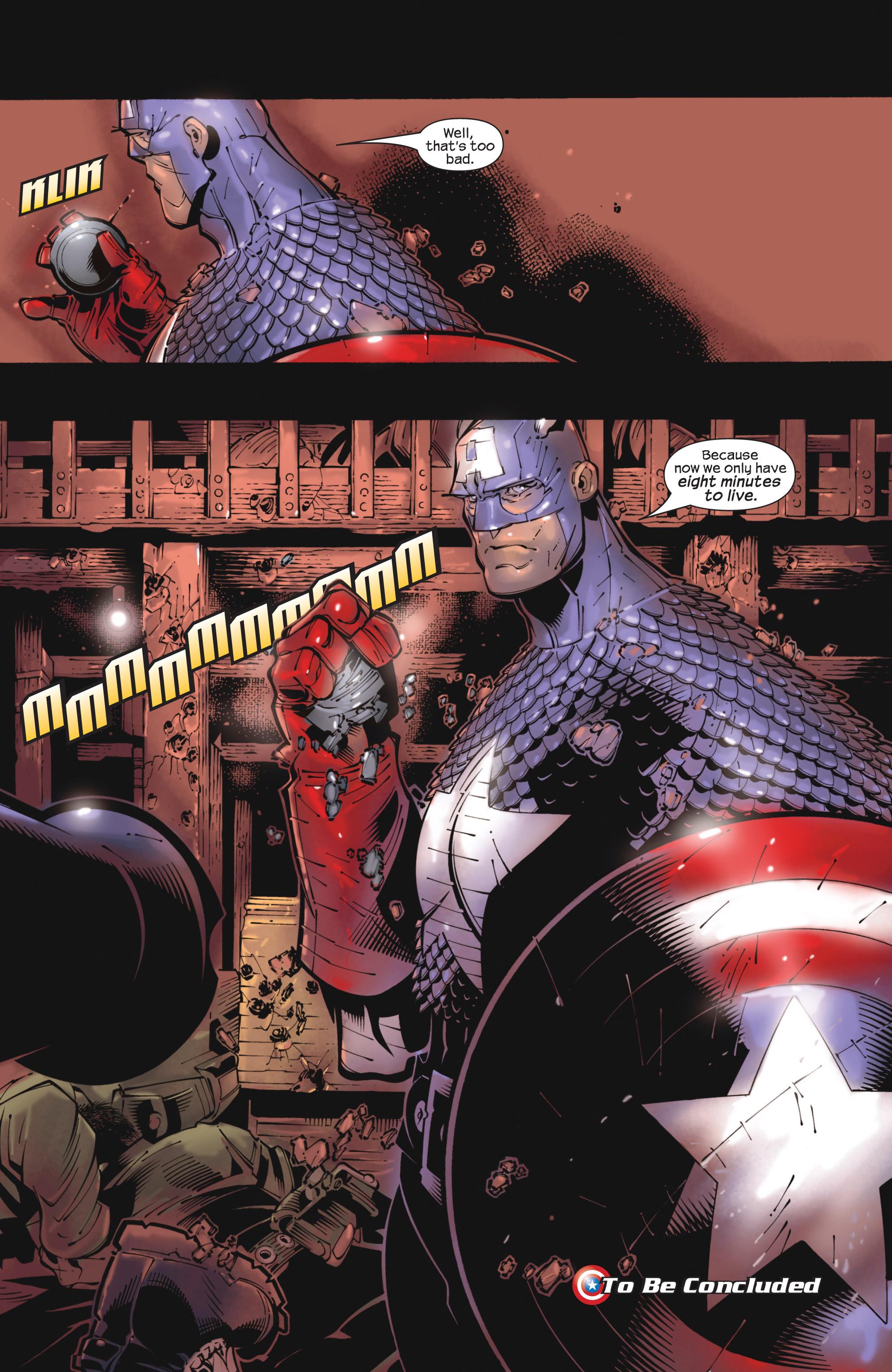 Captain America (2002) Issue #24 #25 - English 22