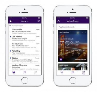 Yahoo Re-Desain Tampilan Aplikasi Yahoo Mail