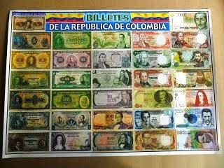 BILLETES DE COLOMBIA en http://Billete-Colombia.blogspot