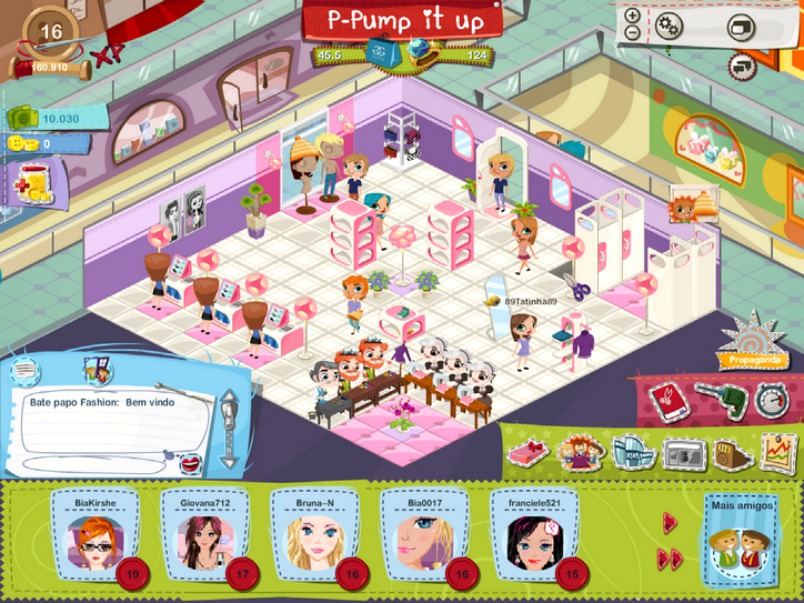 goodgame fashion 2