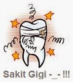 Cara Mudah Mengobati Sakit Gigi dan Gusi Berdarah