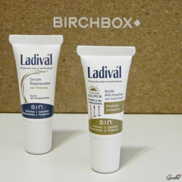 Birchbox Mayo 2015 Ladival